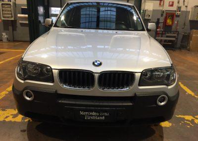 BMW X3 Attiva 2.0 D C/M